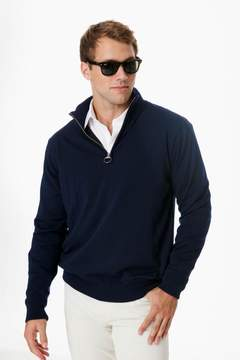Barbour Gamlin Half Zip Sweater