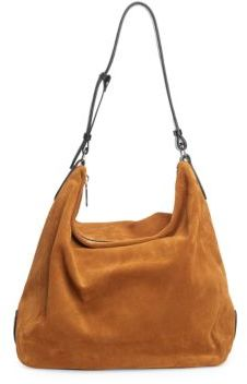 Lanvin Leather Hobo Bag