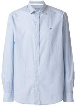 Napapijri plain shirt
