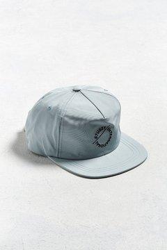 Stussy Circle Logo Strapback Hat