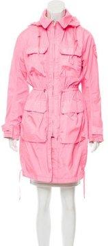 ADD Reversible Hooded Jacket