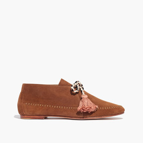 Madewell Ulla JohnsonTM Magre Moccasin Boots