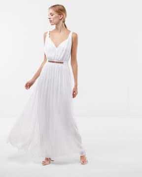 Express Twist Strap Maxi Dress