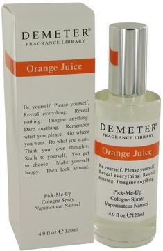 Demeter Orange Juice Cologne Spray for Women (4 oz/118 ml)