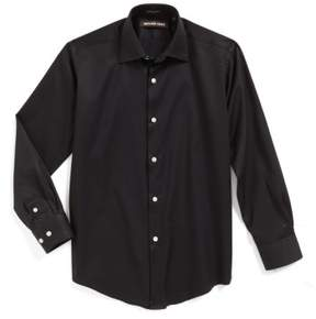 Michael Kors Solid Dress Shirt