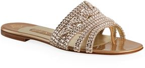 Gina Loren Jewelled Sandal