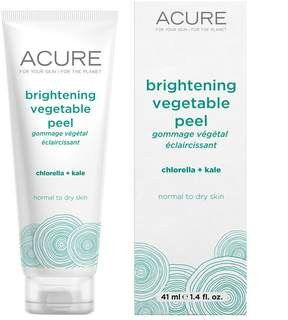 Acure Organics Brightening Vegetable Peel