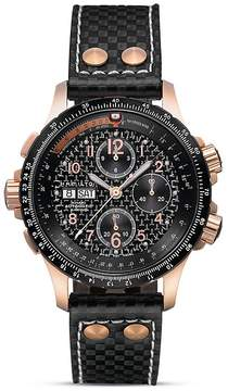 Hamilton Khaki X-Wind Automatic Chronograph, 44mm