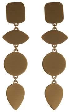 BaubleBar Ida Multi-Shape Drop Earrings