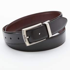 Croft & Barrow Reversible Dress Belt - Men