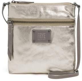 Frye Ivy Metallic Cross-Body Bag