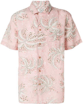 YMC printed style shirt