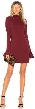 Susana Monaco Ruffle Cuff Dress 16
