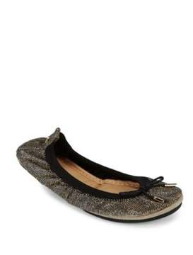 Yosi Samra Dress Foldable Flats