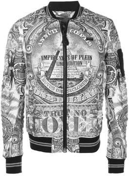 Philipp Plein Albert bomber jacket