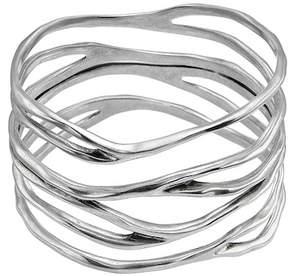 Uno de 50 Infinity Bangle Bracelet