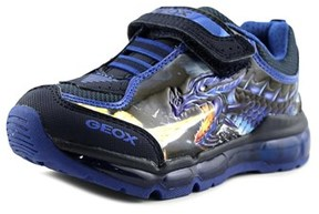 Geox Android 8 Round Toe Synthetic Sneakers.