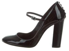 The Kooples Patent Leather Pumps