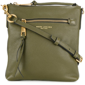 Marc Jacobs Recruit crossbody bag - GREEN - STYLE