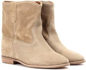 Isabel Marant Exclusive to mytheresa.com – Crisi suede ankle boots