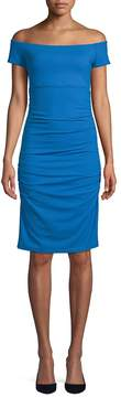 Susana Monaco Women's Jane Off-The-Shoulder Dress