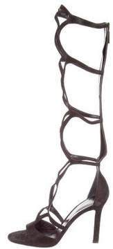 Tamara Mellon Cage Gladiator Sandals