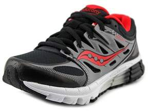 Saucony Zealot W Round Toe Synthetic Running Shoe.
