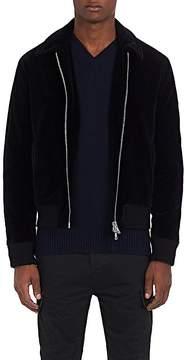 Officine Generale Men's Egon Cotton Velvet Jacket