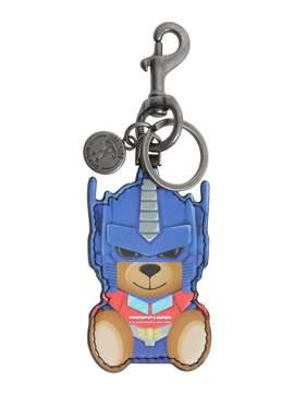Moschino Teddy Transformer Key Fob