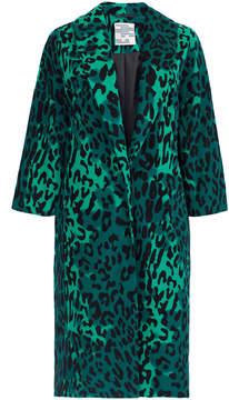 Baum und Pferdgarten Dara Leopard Print Coat