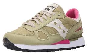 Saucony Womens Shadow Original Low Top Lace Up Running Sneaker.