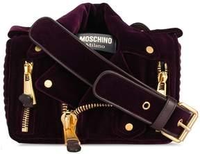 Moschino collar shoulder bag