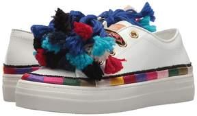 Etro Pom Pom Sneaker Women's Shoes