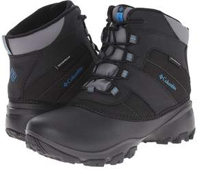 Columbia Kids Rope Towtm III Waterproof Boot Boys Shoes