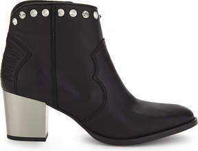 Zadig & Voltaire Molly studded ankle boots