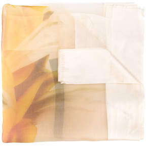 Faliero Sarti panel scarf