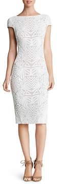 Dress the Population Karina Embellished Scoop-Back Dress - 100% Exclusive