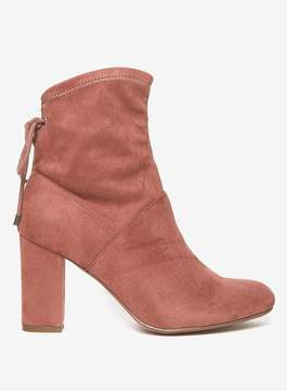 Dorothy Perkins Pink 'Amy' Ankle Boots