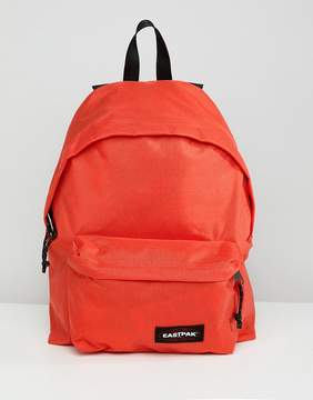 Eastpak Orange Padded Pak'r Backpack