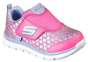 Skechers Kids' Heart Sprinters Sneaker Toddler/Pre School