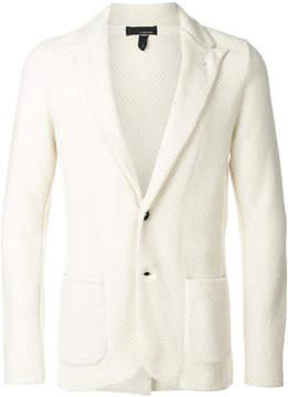 Lardini formal fitted blazer