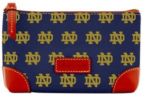 NCAA Notre Dame Cosmetic Case