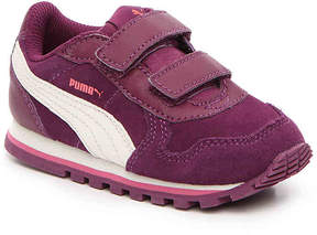Puma Girls ST Runner Toddler Sneaker