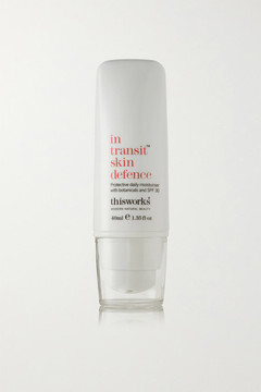 This Works In Transit Skin Defence Spf30, 40ml - Colorless