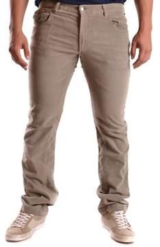 CNC Costume National Men's Beige Cotton Jeans.