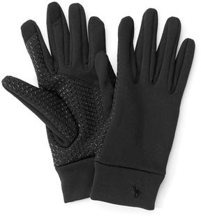 Spyder Black Flex Gloves - Men