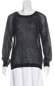 Masscob Mohair-Blend Sweater