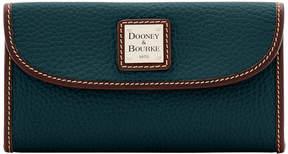 Dooney & Bourke Becket Continental Clutch - BLACK - STYLE
