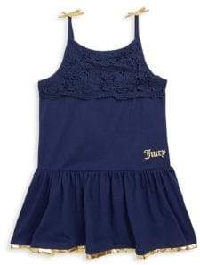 Juicy Couture Little Girl's Bow Sundress