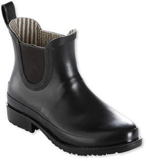 L.L. Bean Women's L.L.Bean Wellies Rain Boots, Ankle